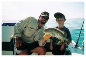 KIDS_kai_with_a_gag_grouper